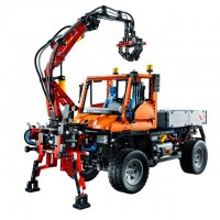 Конструктор King 20019 Mercedes-Benz Unimog U400 - Technic 8110