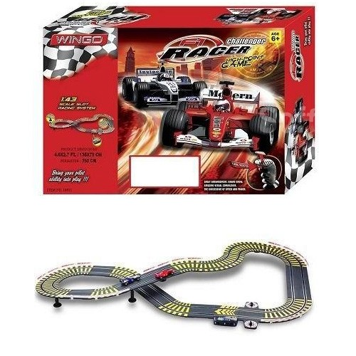 Автотрек Wineya Slot Racing track 1:43 - W16913